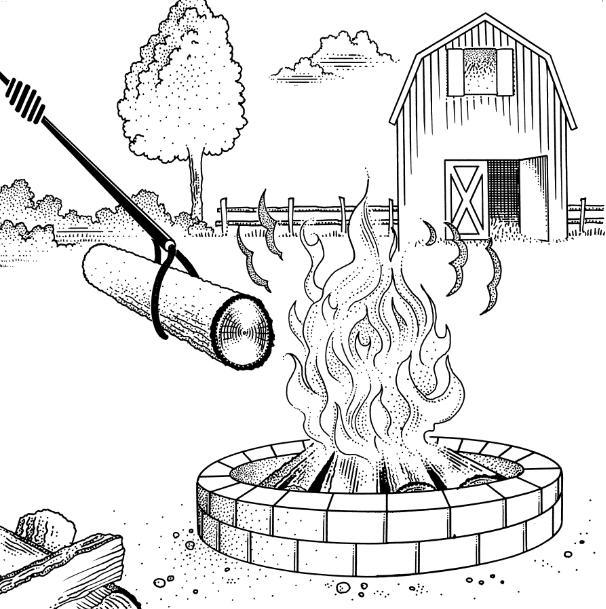 Klinkerdinker Ultimate In Log Tending Log Grabber